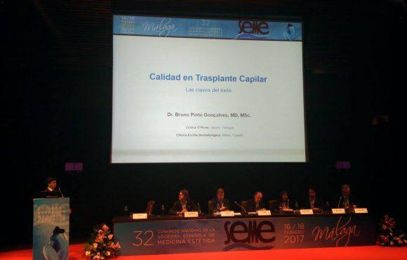 32º Congresso da Sociedade Espanhola de Medicina Estética